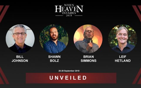 When Heaven Invades 2018